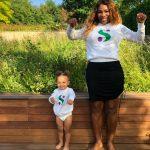 Ces sportives qui font de leurs enfants des stars : Estelle Mossely ou Serena Williams n'hésitent pas à montrer leur bout de chou sur leurs réseaux sociaux.