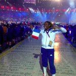 La sprinteuse Ayodélé Ikuesan-Oudart nous dévoile sa routine sport à la maison pendant le confinement : trois exercices faciles... mais rudement efficaces !