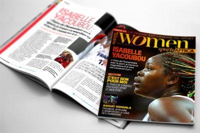 Women Sports Africa N.3