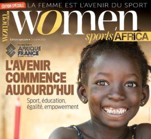 Women Sports Africa Nouveau Sommet Afrique-France
